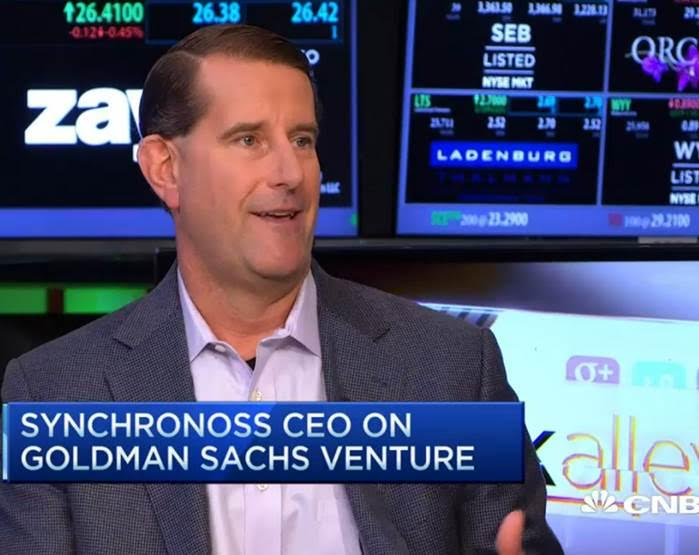CEO Steve Waldis talks Goldman Sachs Venture, Holiday Device Trends and Activation on CNBC's Squawk Alley